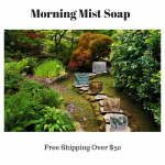 Morning Mist Soap