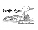 Logo Pacific Loon Handcrafted Soaps